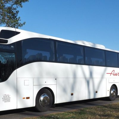 Transport Pasażerski Aura Ozorków wynajem busów i autokarów premium VIP