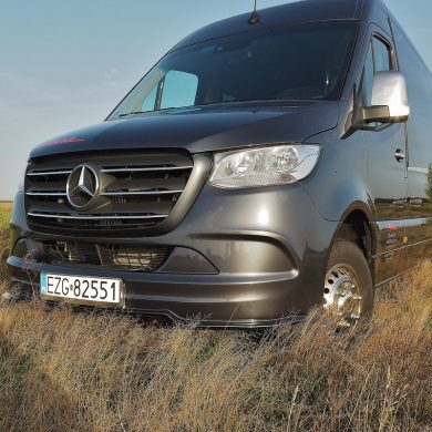 Mercedes Sprinter Euro 6 Super VIP VI